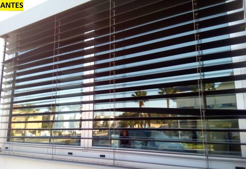 Venta de persianas en Alicante