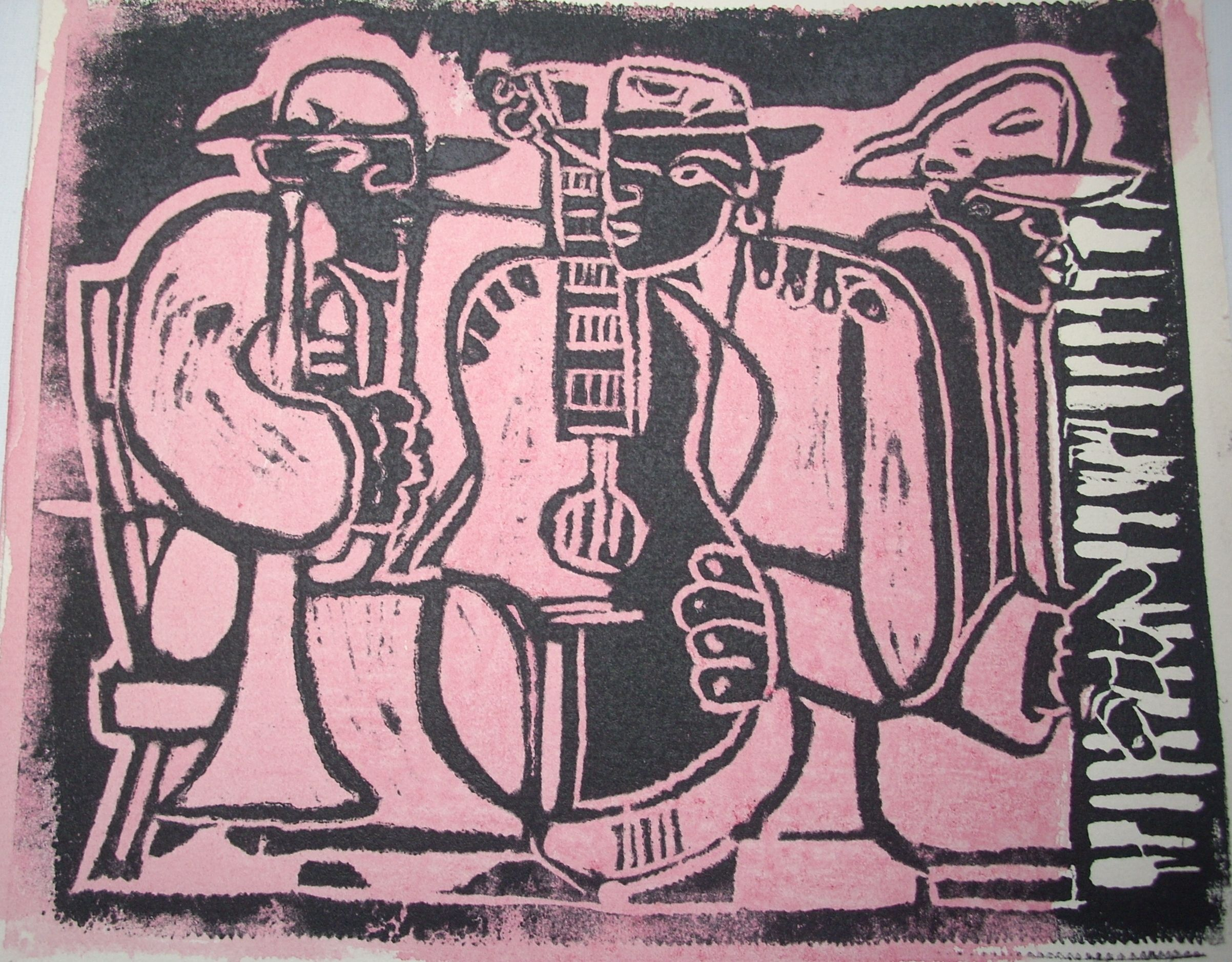 Orquesta jazz (serie música)