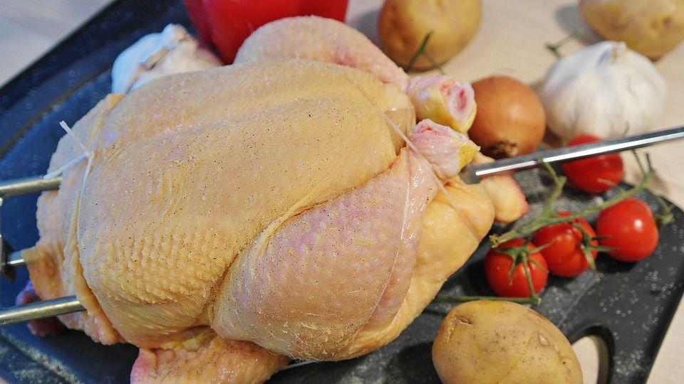 Venta de pollos para cocinar