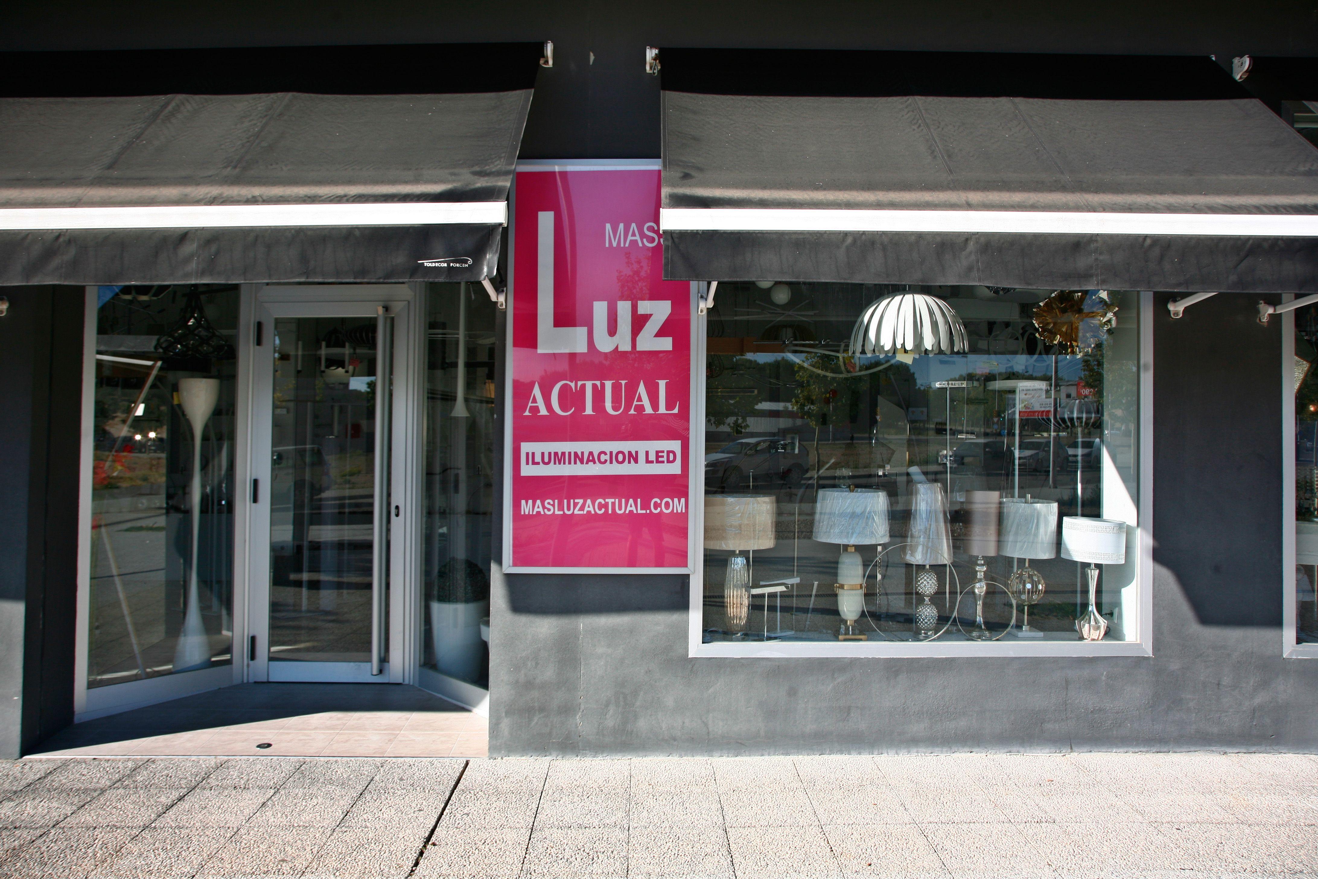 Iluminación juvenil en Zaragoza