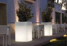 Iluminación de exterior en Zaragoza