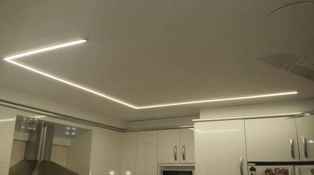 Luz en cocinas: Productos de MasLuz Actual