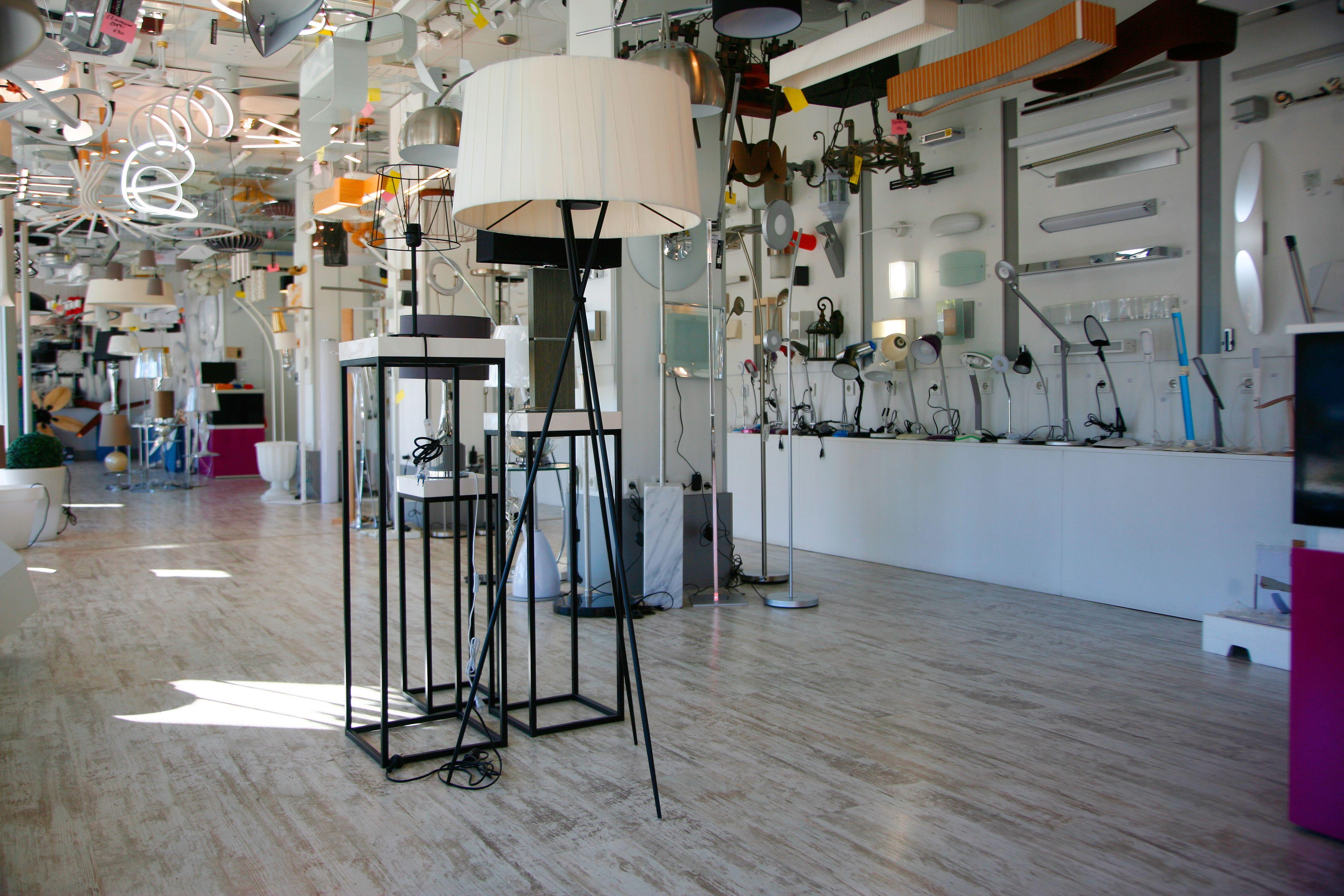 Lámparas de salón en Zaragoza