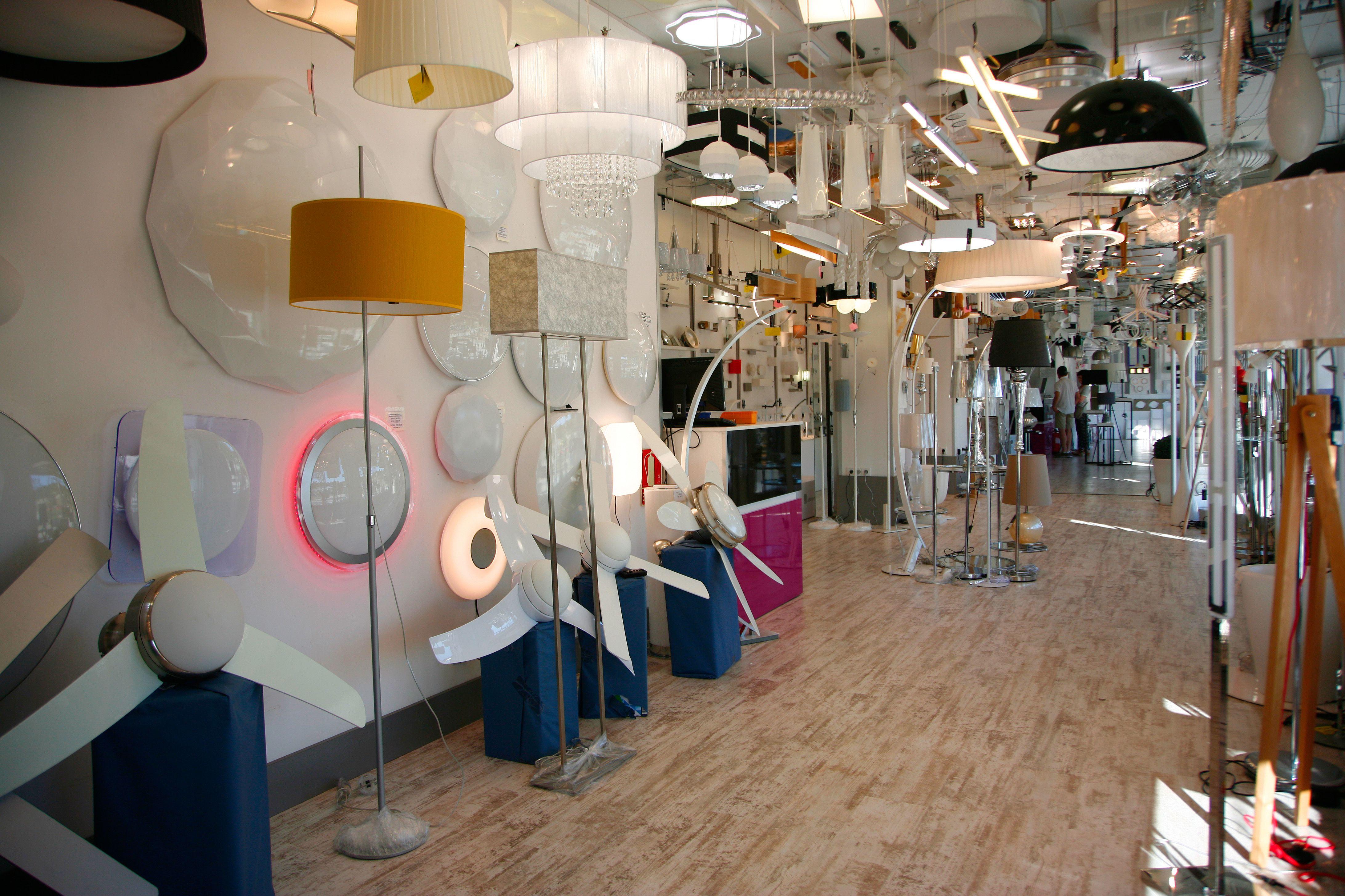 Proyectos de iluminación en Zaragoza