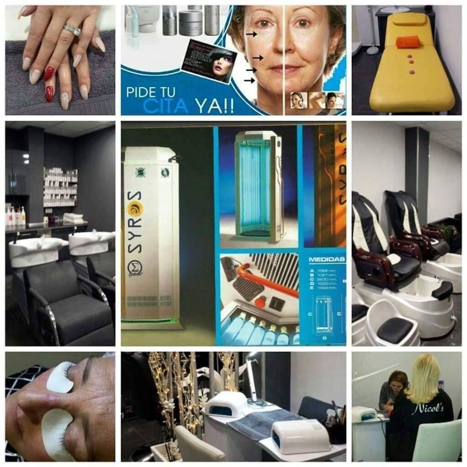 Tratamientos corporales: Servicios de Salón de Belleza Nicol's