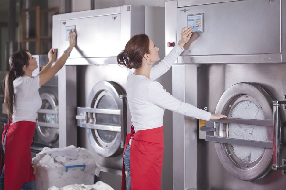 Lavandería industrial en Valencia