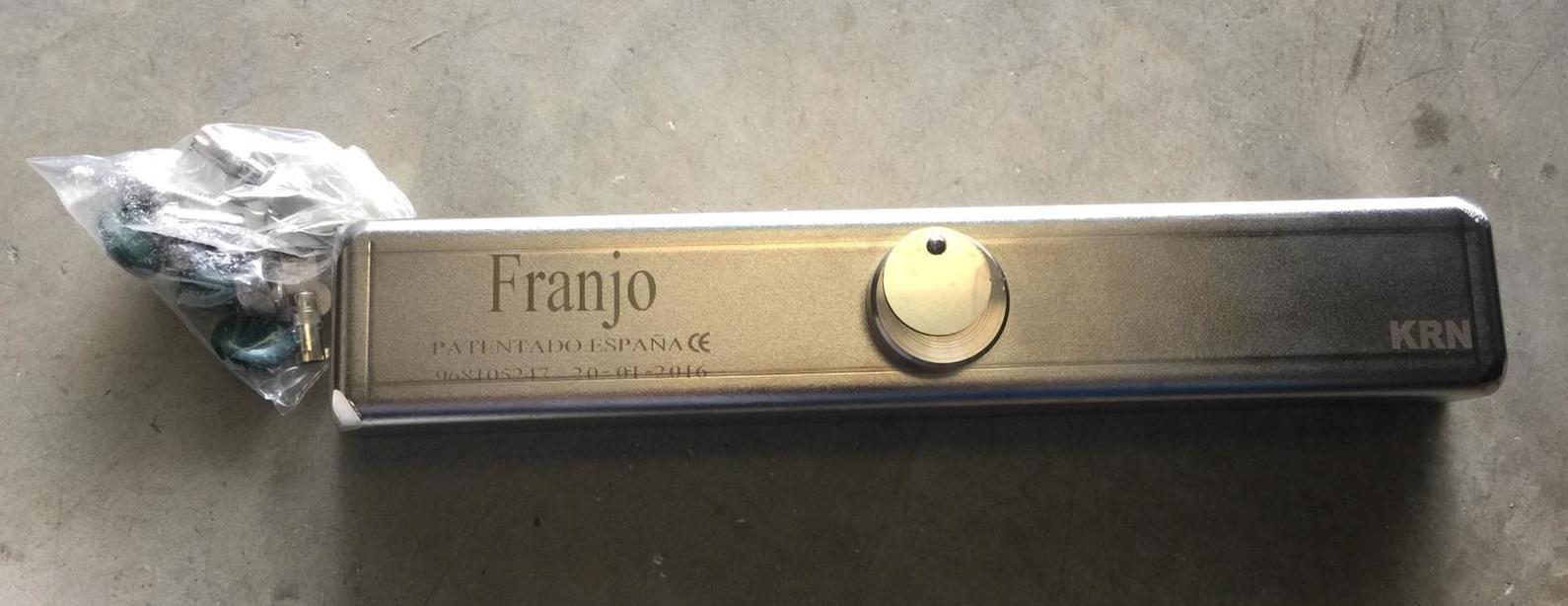 CIERRE DE SEGURIDAD KRONE: Productos de Accesorios Franjo