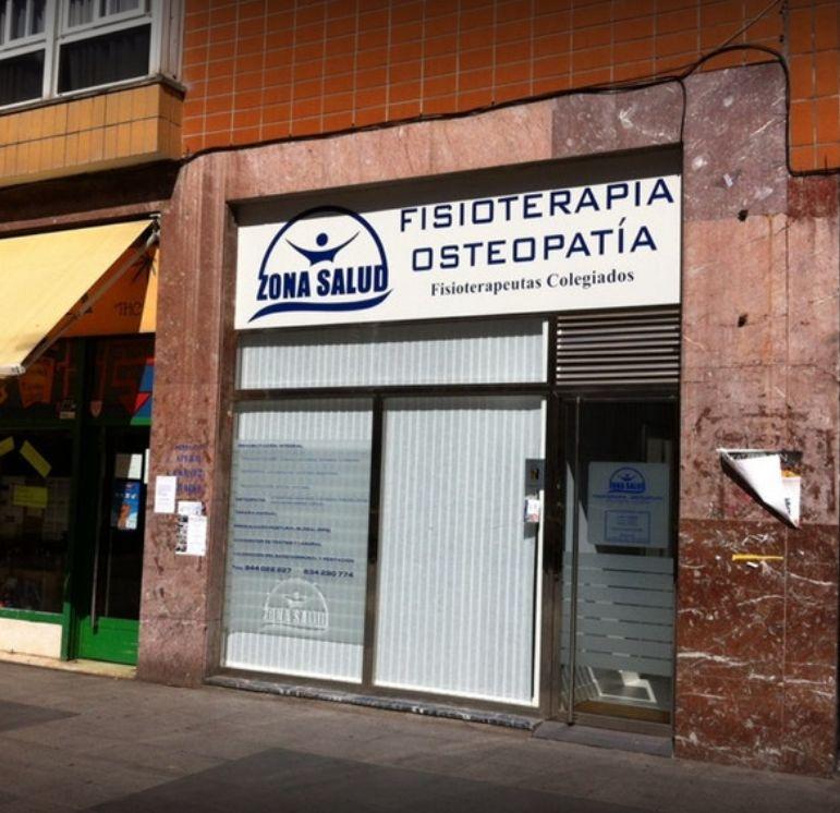 Centro de fisioterapia en Santutxu Bilbao