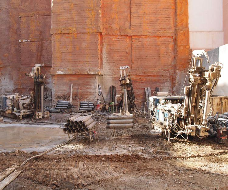 Proyectos de cimentaciones en Murcia