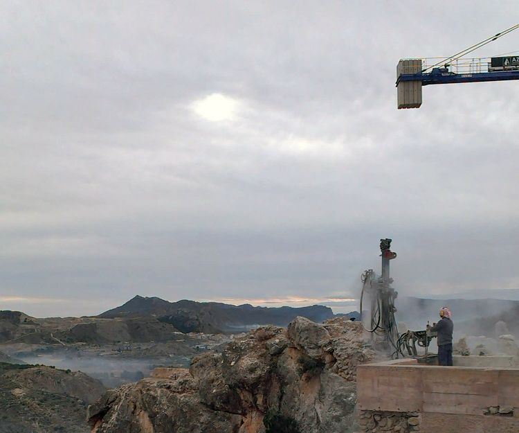 Empresa de cimentaciones especiales en Murcia