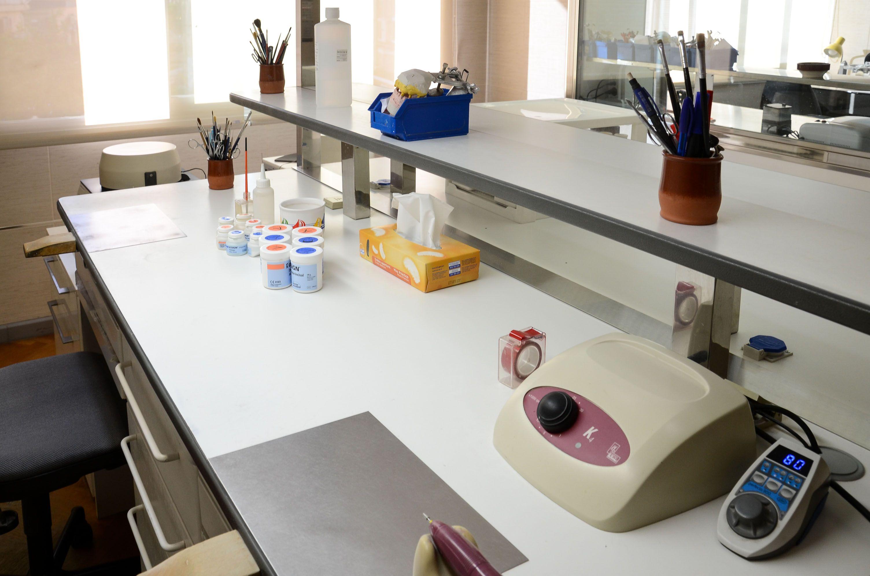 Despacho o zona para tareas administrativas