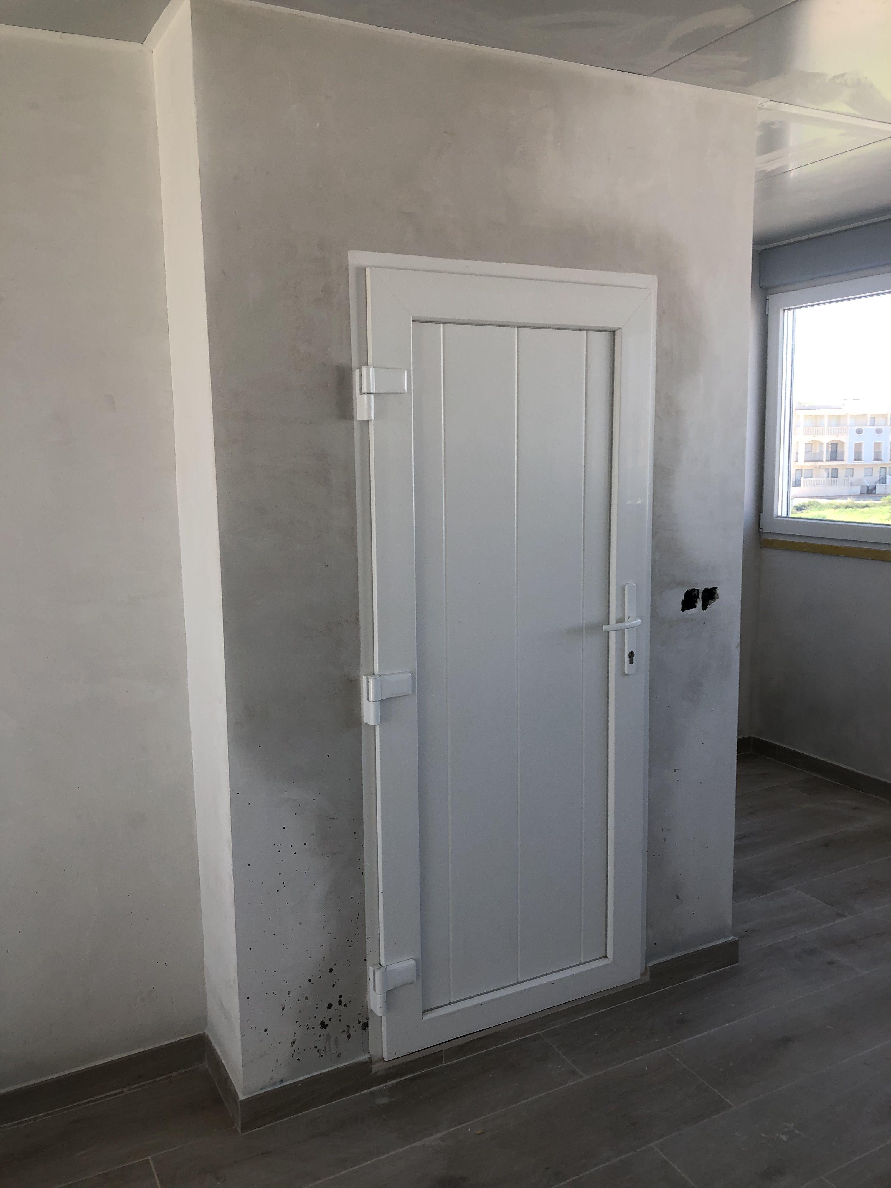 Especialistas en puertas de aluminio