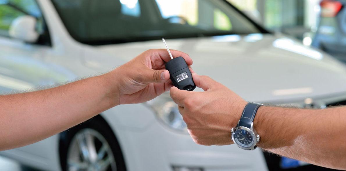Recogida y Devolución del vehículo a domicilio