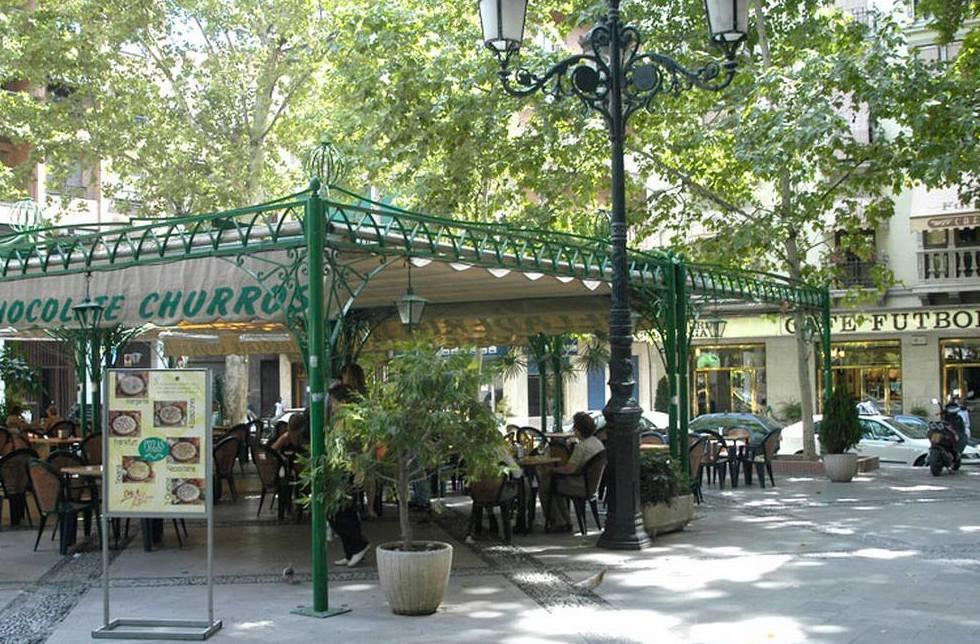 Restaurante en Granada