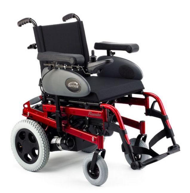 Sillas de ruedas - eléctricas - sunrise - rumba: Productos de Ortopedia Ca N'Oriac