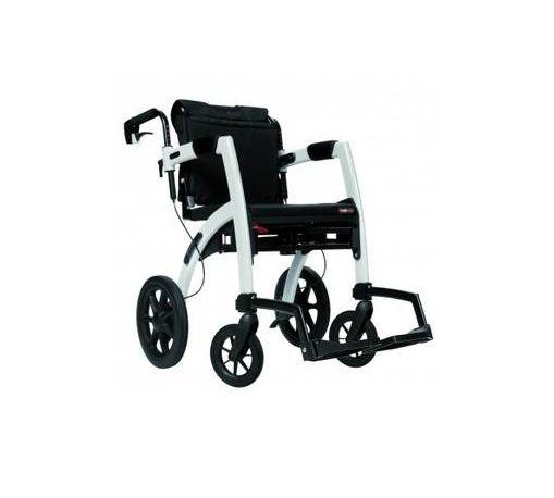 Silla de ruedas, rollator y scooter