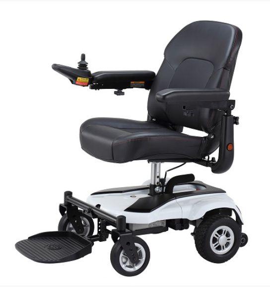 Sillas de ruedas - eléctricas - ayudas - r120: Productos de Ortopedia Ca N'Oriac