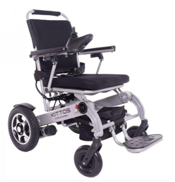 Sillas de ruedas - eléctricas - totalcare - kittos: Productos de Ortopedia Ca N'Oriac