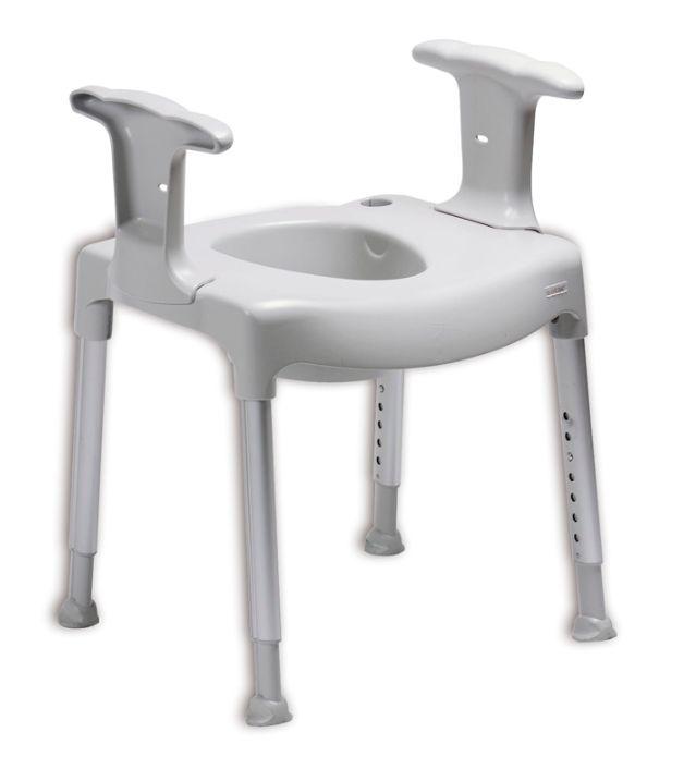 Silla ducha - ad: Productos de Ortopedia Ca N'Oriac