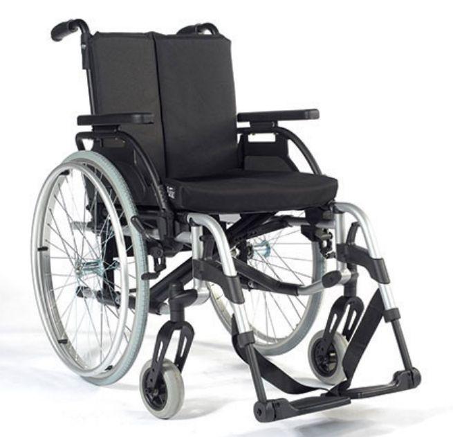 Sillas de ruedas - manuales - aluminio - sunrise - rubix2: Productos de Ortopedia Ca N'Oriac