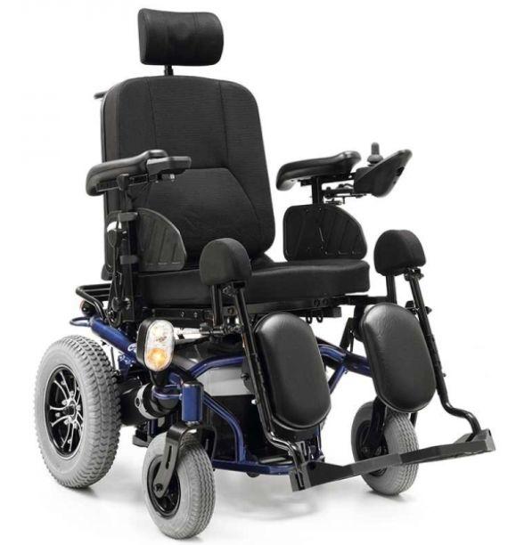 Sillas de ruedas - eléctricas - totalcare - calabria 2: Productos de Ortopedia Ca N'Oriac