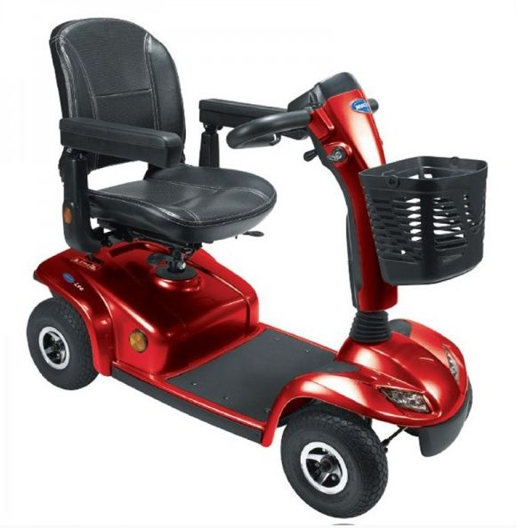 Scooter leo: Productos de Ortopedia Ca N'Oriac