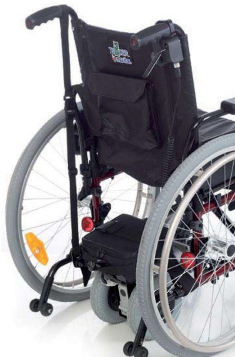 Sillas de ruedas - manuales - accesorios - power pack: Productos de Ortopedia Ca N'Oriac