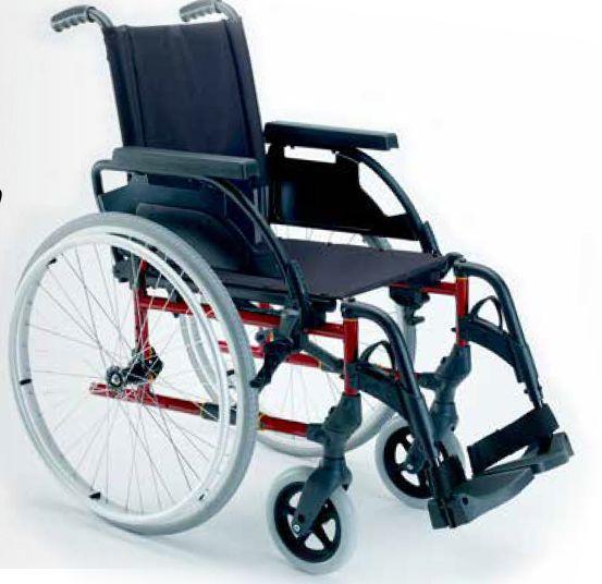 Sillas de ruedas - manuales - acero o básicas- breezy premium: Productos de Ortopedia Ca N'Oriac