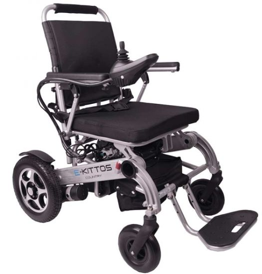 Sillas de ruedas - eléctricas - totalcare - e-kittos: Productos de Ortopedia Ca N'Oriac