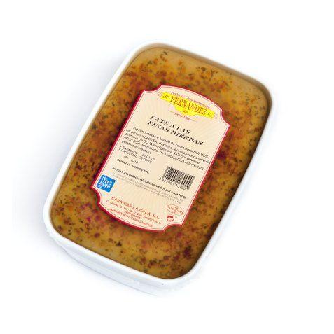 Patés: Productos de Productos Cárnicos Hnos. Fernández