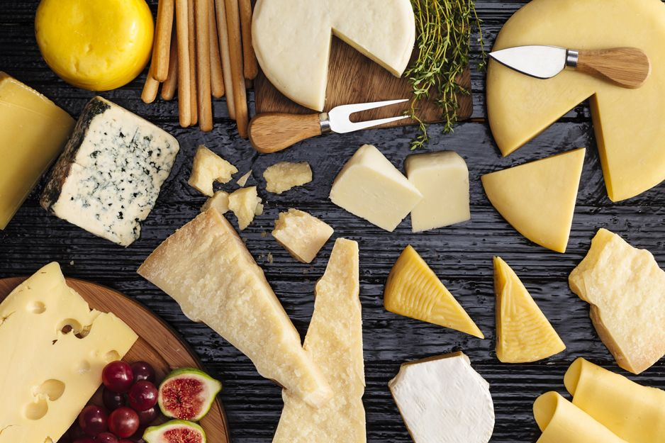 Distribución de quesos en Málaga