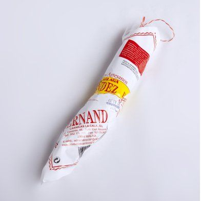 Salchichón tipo Málaga: Productos de Productos Cárnicos Hnos. Fernández