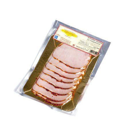 Filete de lomo asado al pimentón empaquetado en Málaga