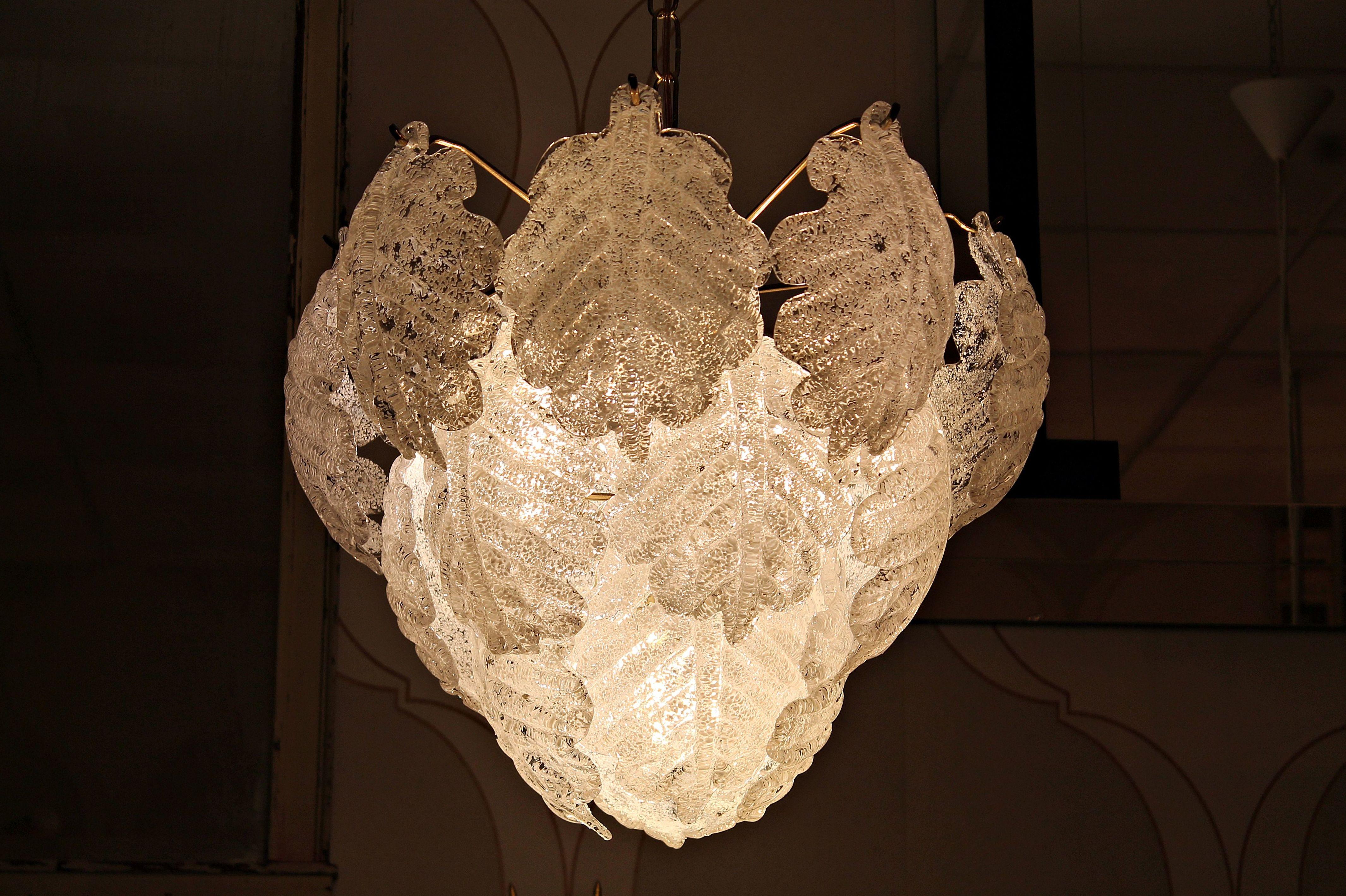 LAMPARA DE CRISTAL DE MURANO EN VALENCIA
