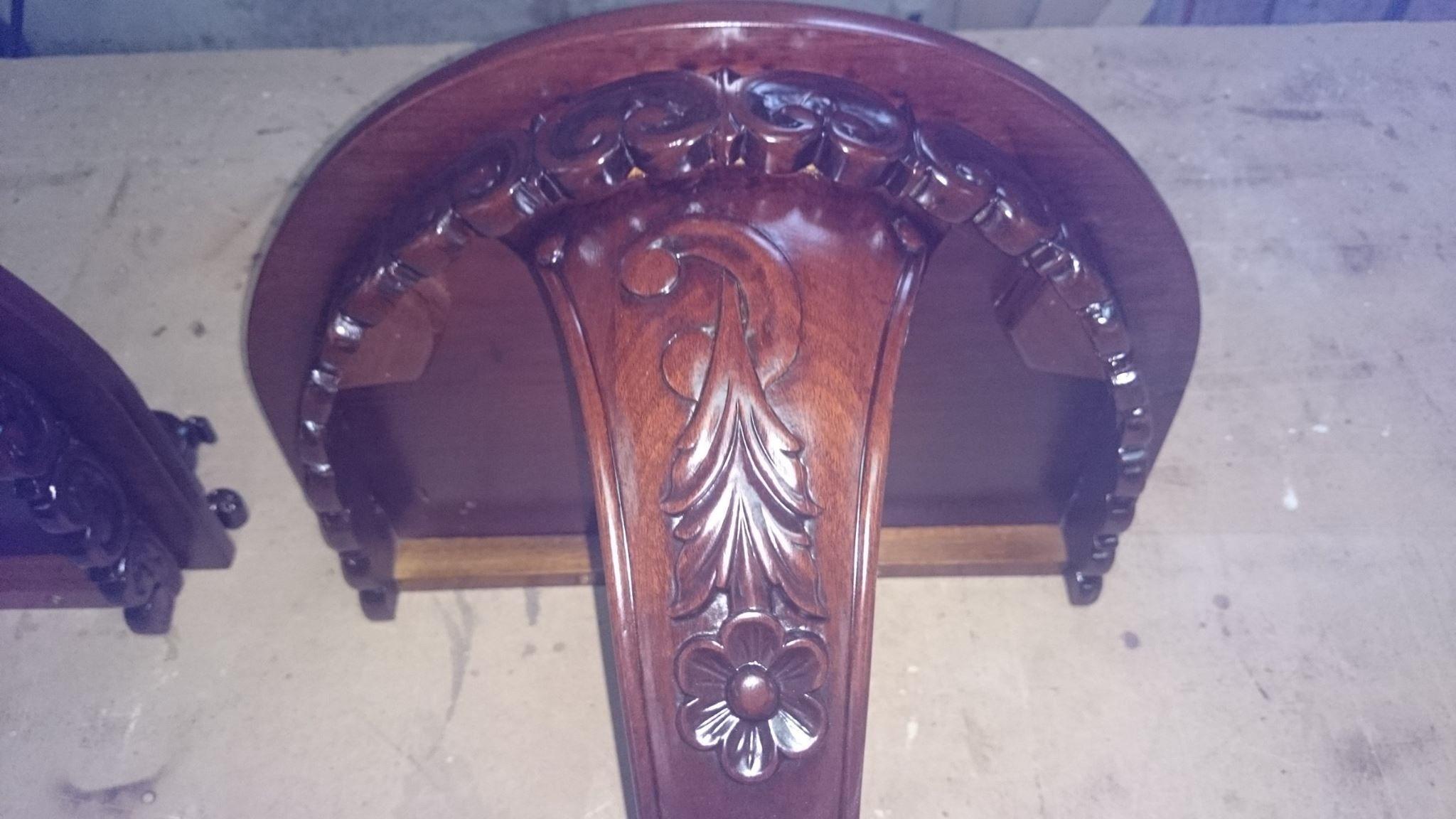 Diseños en madera personalizados