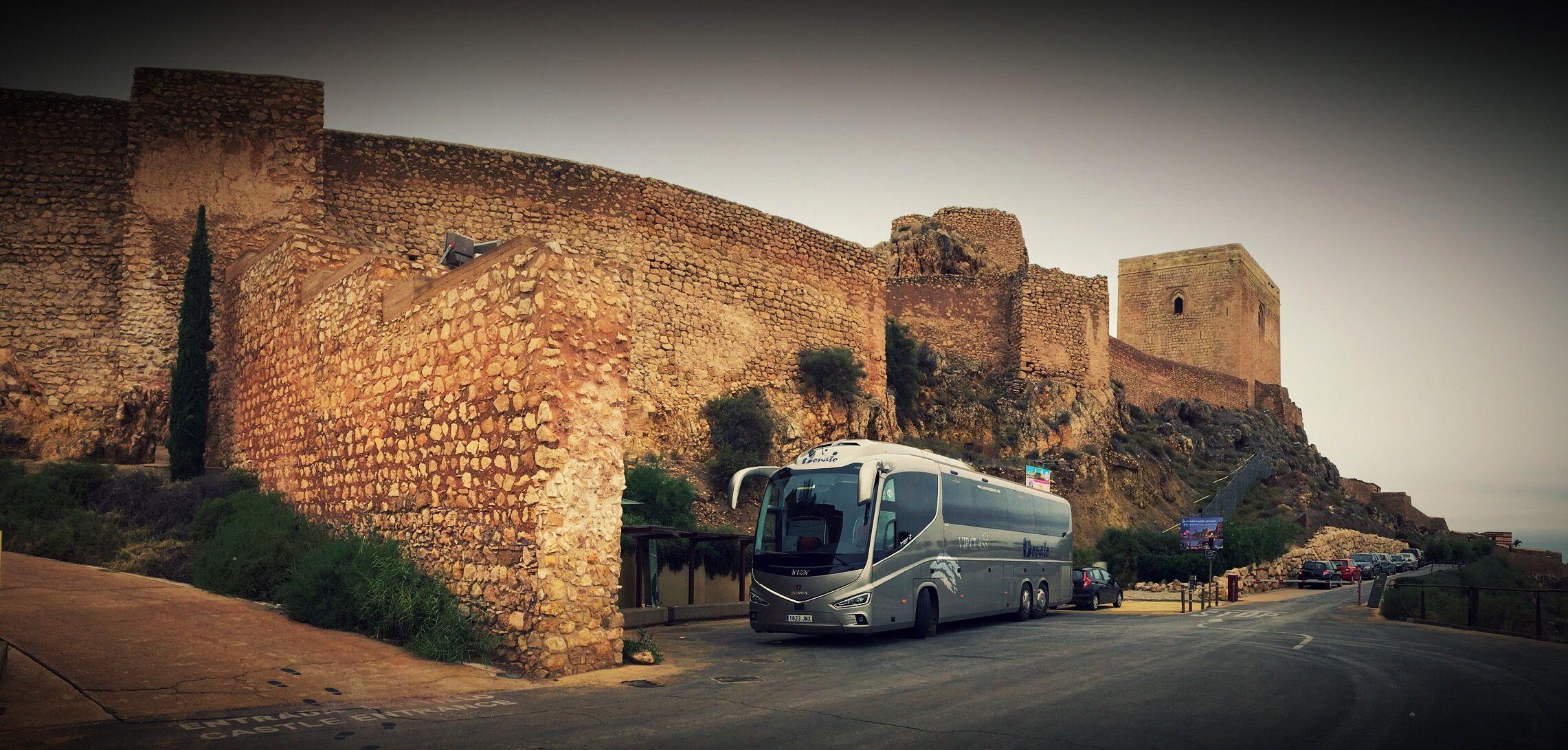 Alquiler de autobuses  Palencia