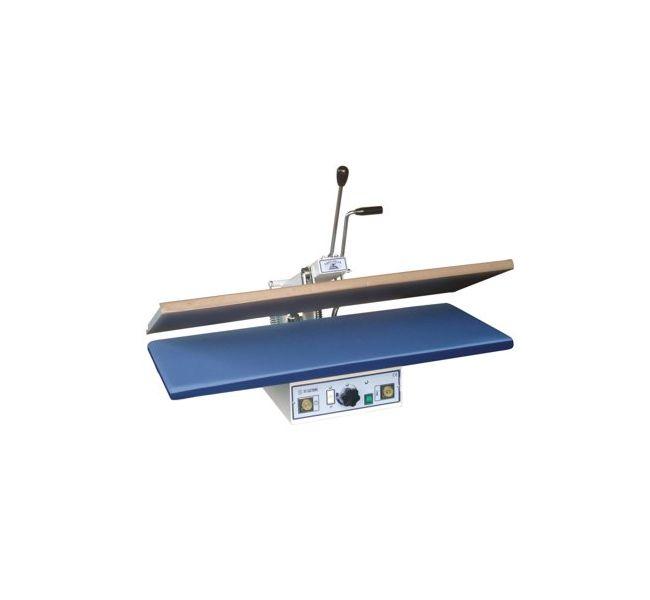 Prensa termofijadora: Servicios y máquinas de Seco y Espuma