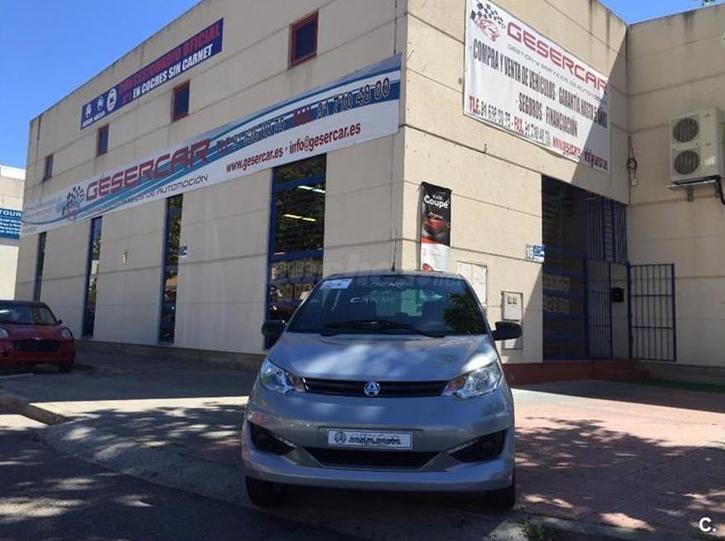 Aixam City Pack 3km, 2016: Servicios de Gesercar