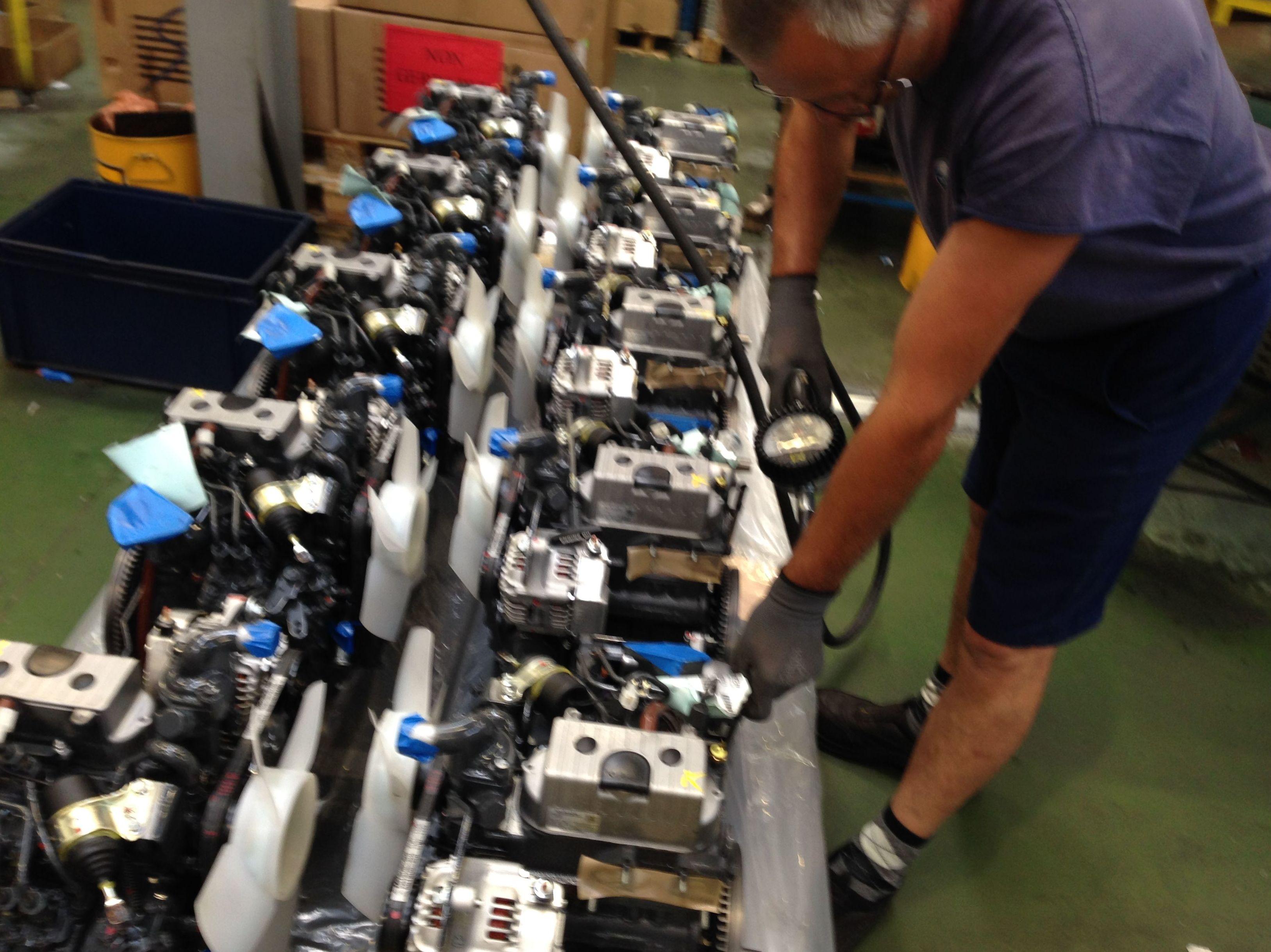 Taller mecánico: Servicios de Gesercar