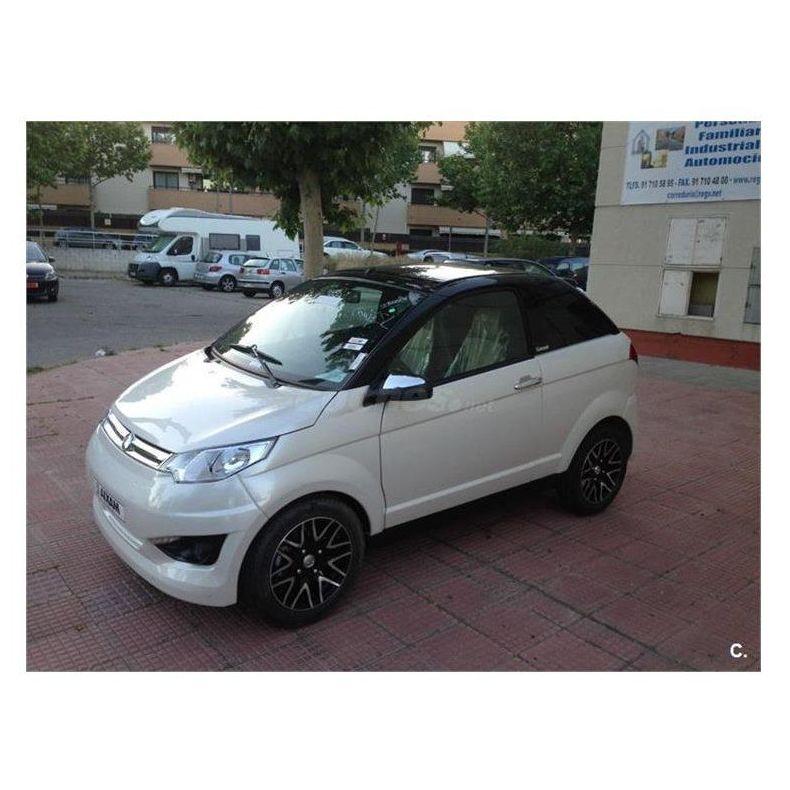 Aixam Coupe Premium 5cv, 2p : Servicios de Gesercar