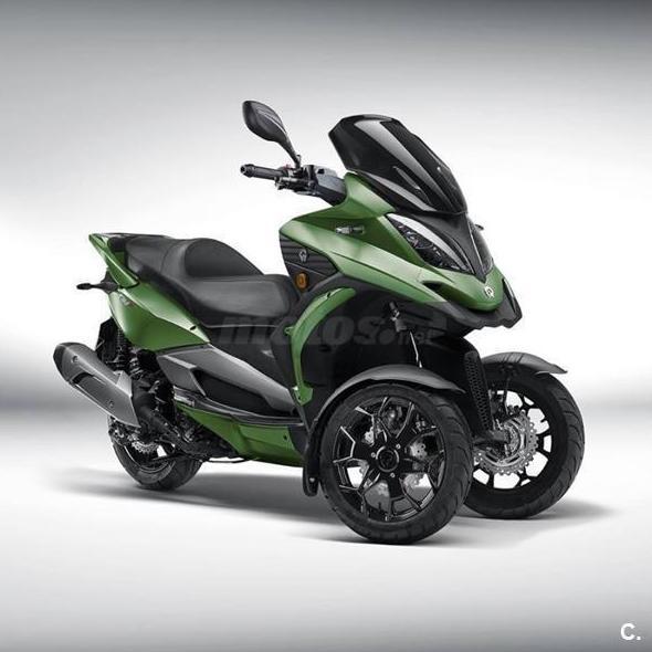 Moto QUADRO QV3 en las Rozas de madrid