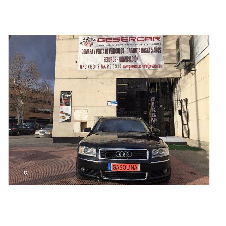 Audi A8 4.2 Quattro Tiptronic 4p