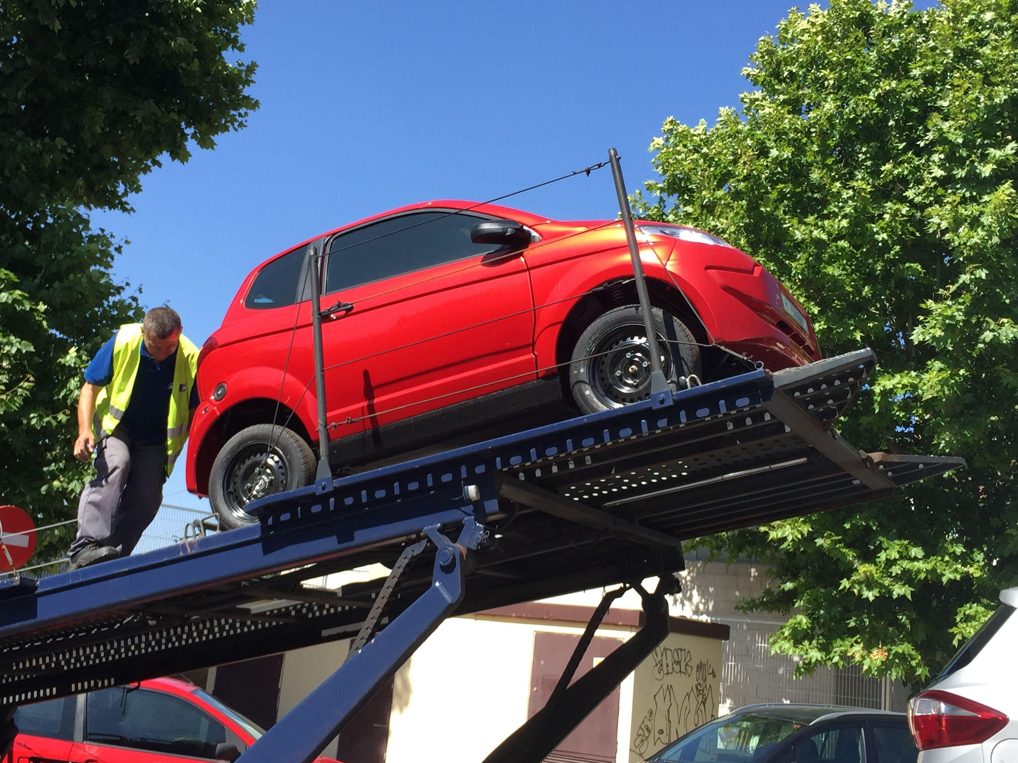 Foto 47 de Talleres de coches en Las Rozas | Gesercar