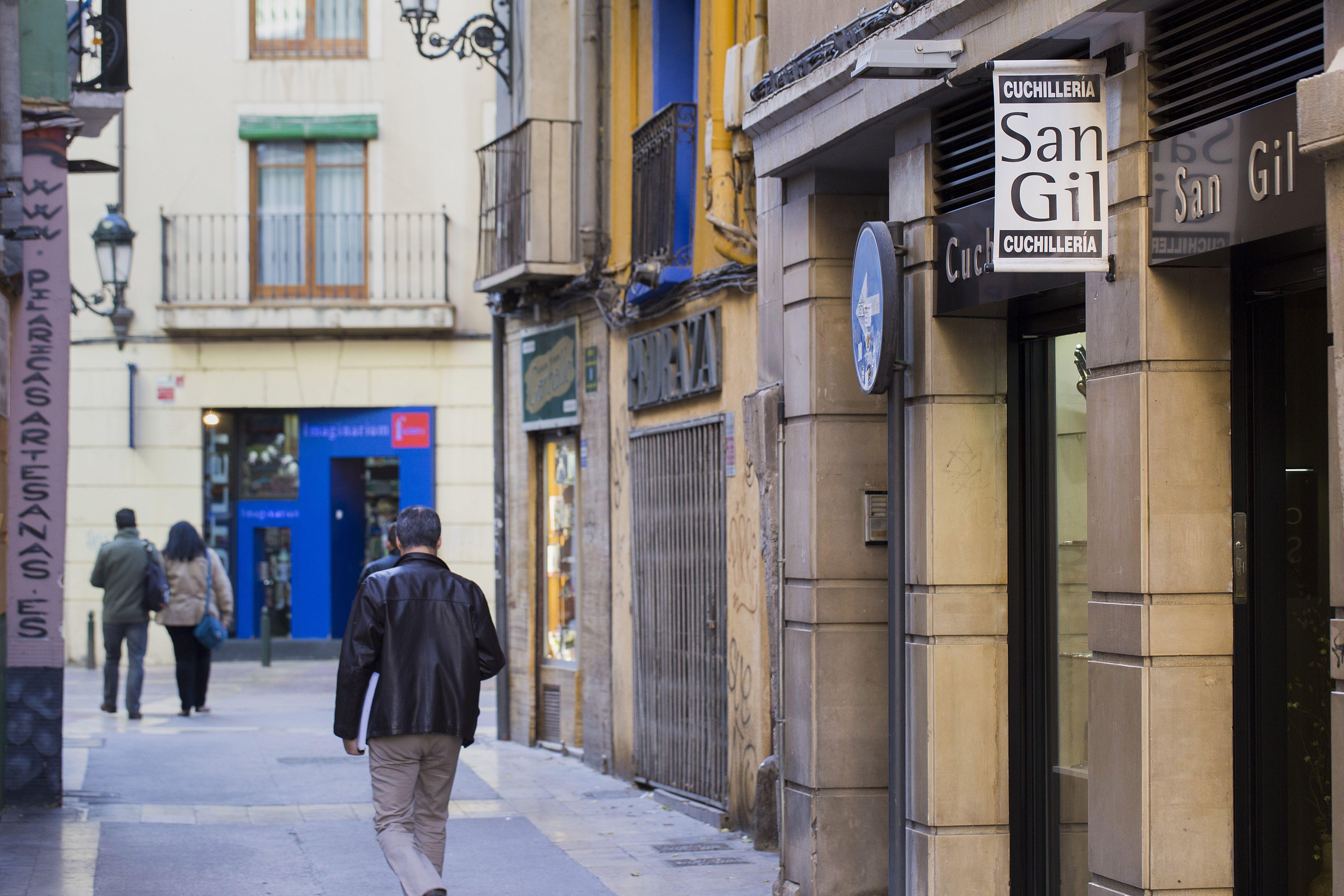 Tienda especializada en cuchillos en Zaragoza