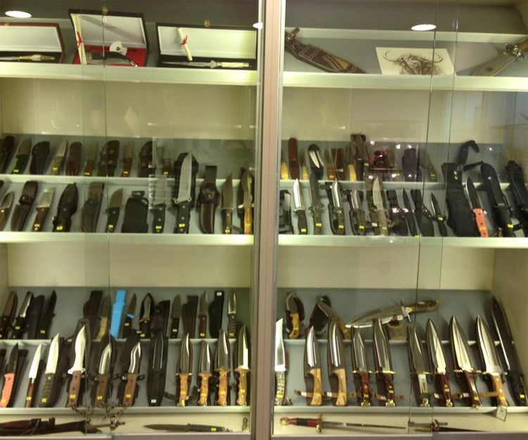 Sportive cutlery in Zaragoza