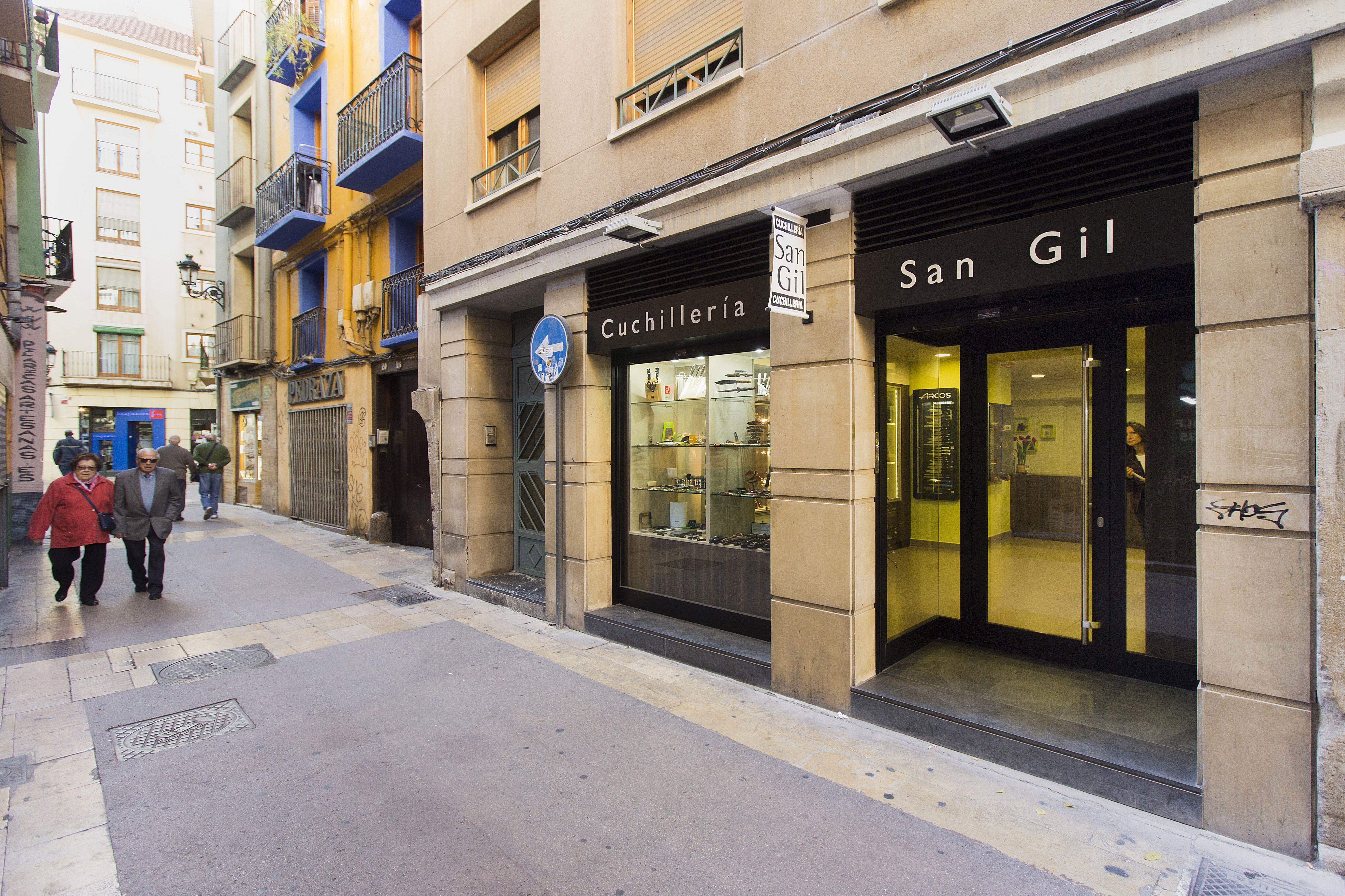 Especialistas en cuchillos en Zaragoza