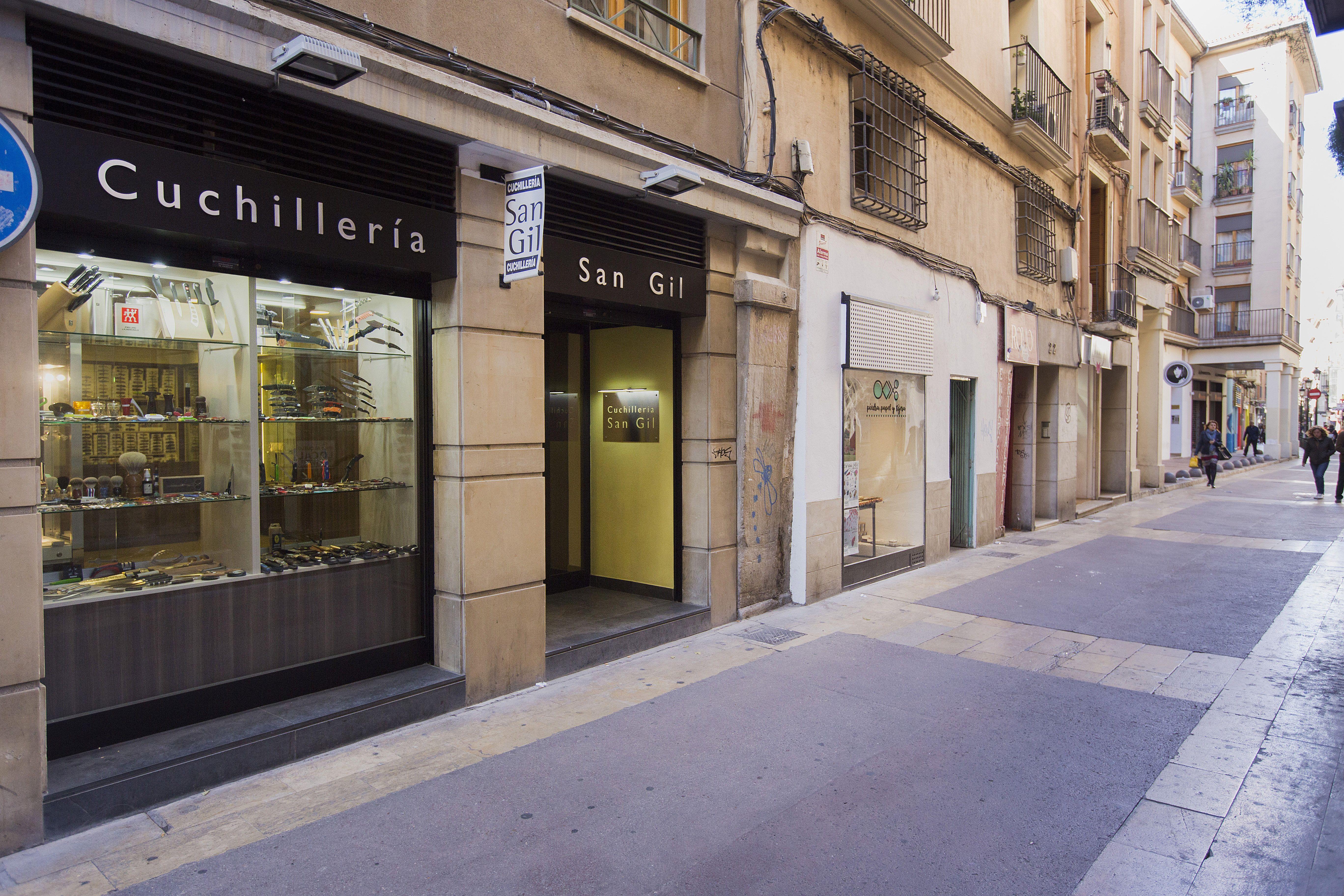 Especialistas en cuchillería en Zaragoza
