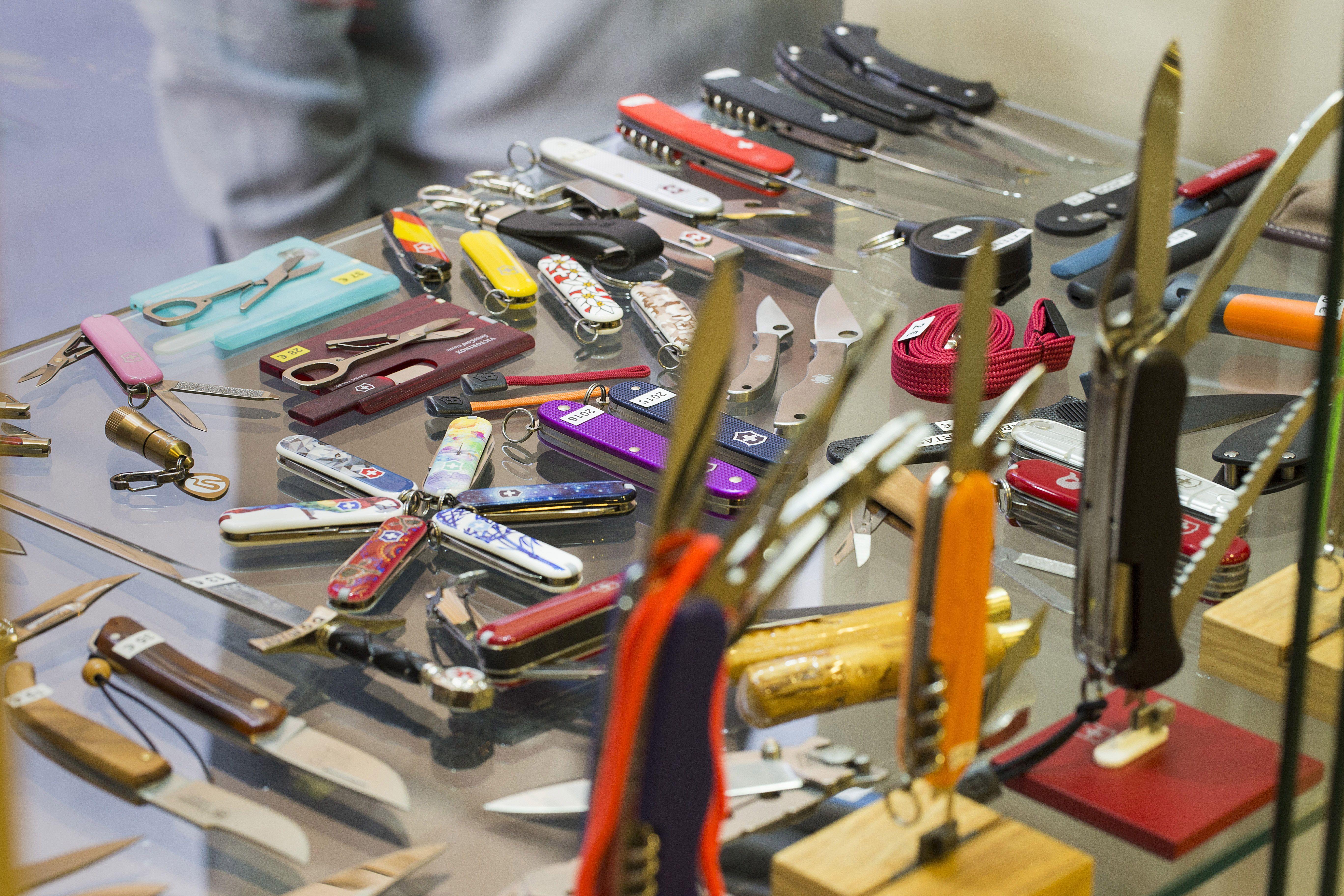 Afilar cuchillos en Zaragoza con profesionalidad