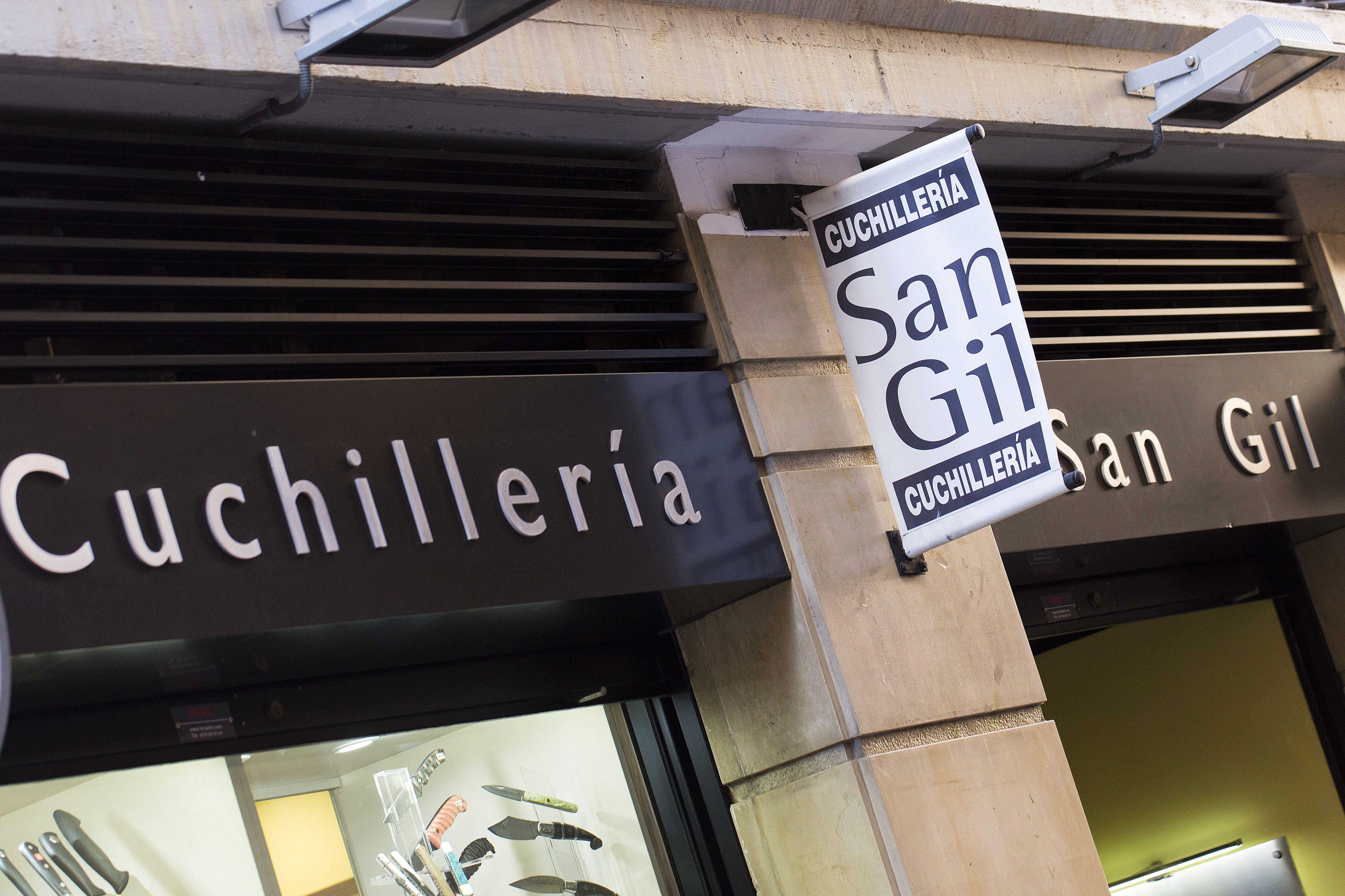 Cuchillería San Gil en Zaragoza