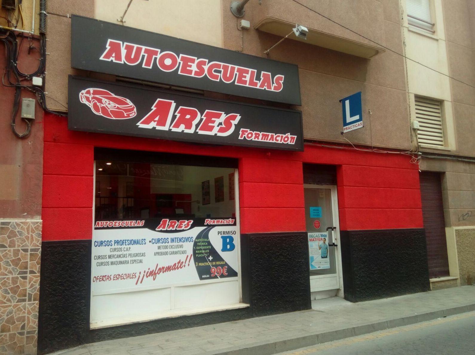Foto 1 de Autoescuelas en Alicante | Autoescuelas Ares Formación